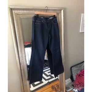Gap Perfect Boot Denim Jeans